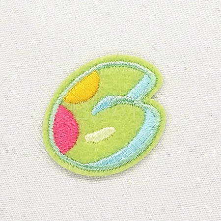 Computerized Embroidery Cloth Iron/Sew On PatchesDIY-K012-03-S1003-6-1