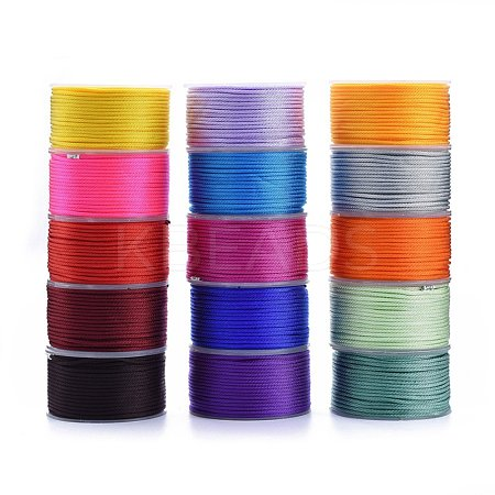 Polyester Braided CordsOCOR-I006-A02-1