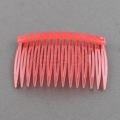 Plastic Hair Combs FindingsX-PHAR-R018-8-1