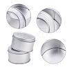 BENECREAT Round Iron Tin CansCON-BC0005-22-5