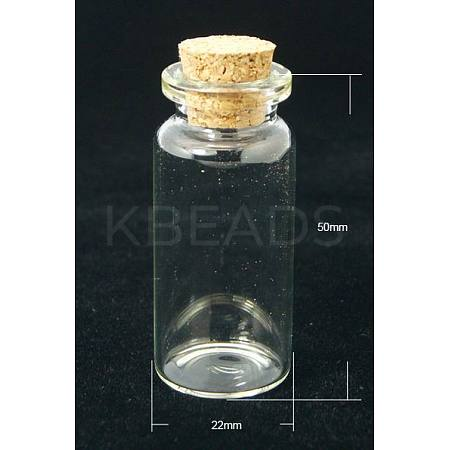 Glass Bead ContainersX-CON-Q005-1