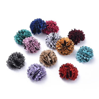 Handmade Polyester Woven Costume Accessories WOVE-F023-A-1