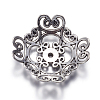 Tibetan Silver Flower Bead CapsX-AA-0600-2