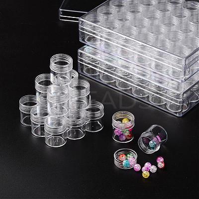 Clear Bead Organizer Storage CaseC004Y-1
