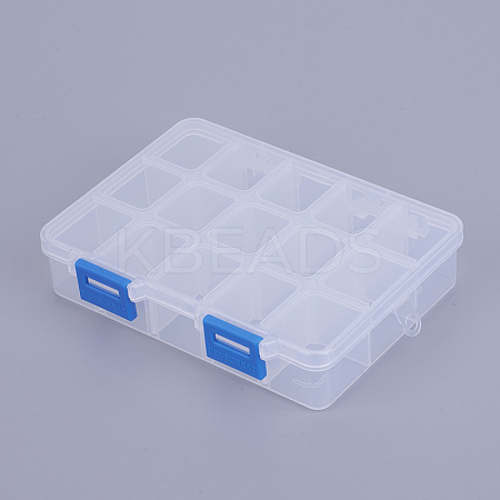 Organiser Storage Plastic BoxX-CON-WH0001-05-1