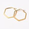 304 Stainless Steel Jewelry SetsSJEW-G077-09G-01-2