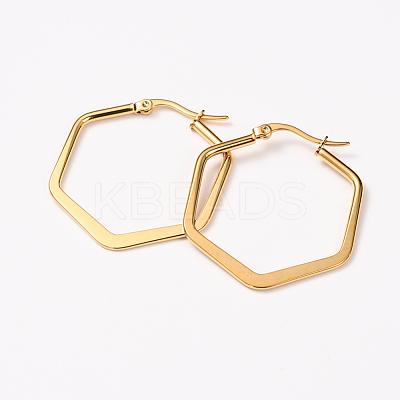 304 Stainless Steel Jewelry SetsSJEW-G077-09G-01-1