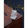 SHEGRACE® 925 Sterling Silver Finger RingsJR596A-02-4